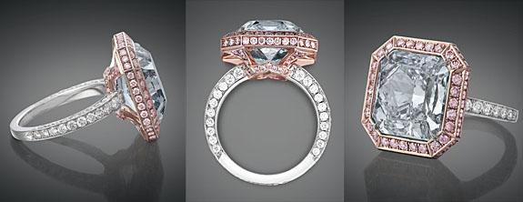 Ultra Rare 10 Carat Fancy Blue Diamond Hits The Market