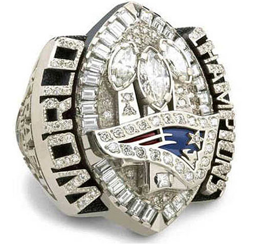 Patriots Owner Robert Kraft Says Russian President Vladimir Putin Swiped His 2005 Super Bowl Ring Sen John Mccain Makes Plea To Get It Back The Jeweler Blog