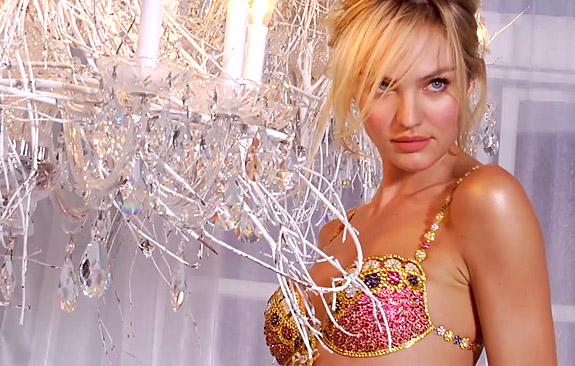 4f8d9ce25b963 Supermodel Candice Swanepoel Will Don the  10 Million Jewel ...