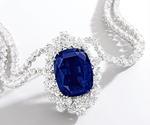 Necklaces Dubbed the 'Tremendous Trio' to Headline Sotheby ...