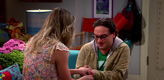Penny And Leonard Finally Get Engaged On Thursdays Episode Of The
