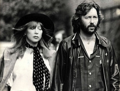 Clapton Penned Golden Ring In The Emotional Transition Year Between Boyds Official Divorce From Harrison And His Own Marriage To Boyd 1979
