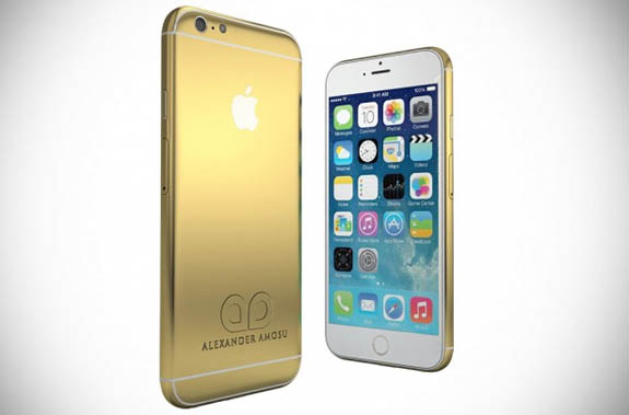 Susan Eisen's Blog: World's Most Expensive iPhone 6 ...