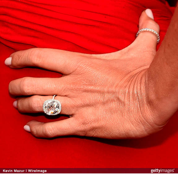 Sofia Vergara Wedding Ring: Actress Sofia Vergara Rocks SAG Awards With 'Planet Sized