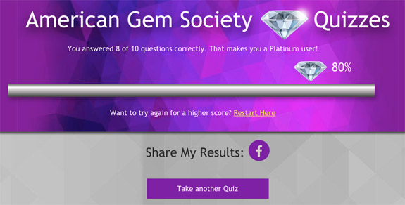 american gem society s cool new web based app tests your