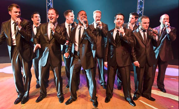 straightnochaser1 - 12 Days Of Christmas By Straight No Chaser