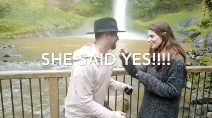 Twilight Star Ashley Greene Calls Her New Engagement Ring The - This couple photograph new zealands most breathtaking locations