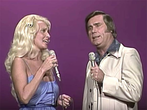 In The Song We Follow A Golden Band Through Cycle Of Young Love Marriage And Eventual Heartbreak Jones Wynette Were Married Couple For Six Years