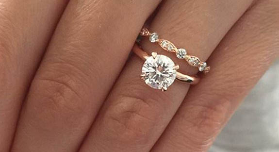 World S Most Popular Engagement Ring Boasts 103 900 Saves On Pinterest J C Sipe Jewelers