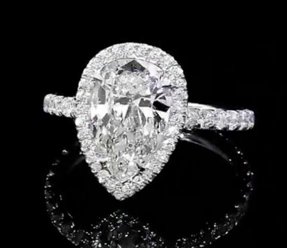 7fc7b08b1 Designer Neil Lane told People magazine that although Abasolo was initially  drawn to a more elaborate ring with a princess-cut center stone, he  eventually ...