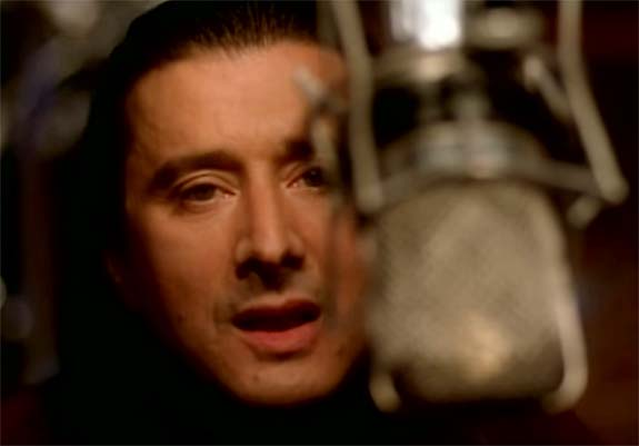 Journey's Steve Perry