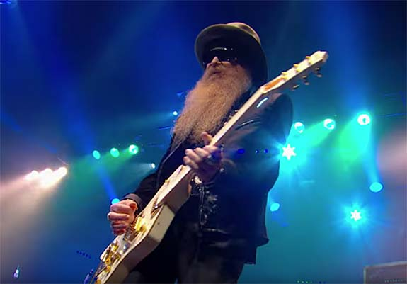 Music Friday Zz Top Ticks Off A List Of Jewelry Must Haves In The