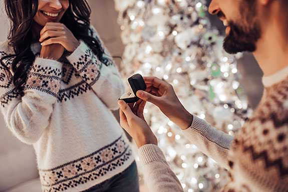 Welcome to 'Engagement Season' When Nearly 40% of All