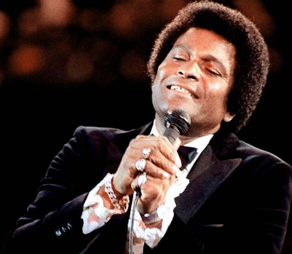 Music Friday: Insecure Charley Pride Asks His Wife, 'Does My