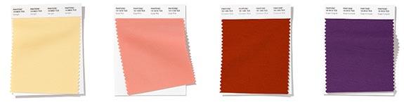 Pantone's Color Palette for Spring/Summer 2020 Conveys ...
