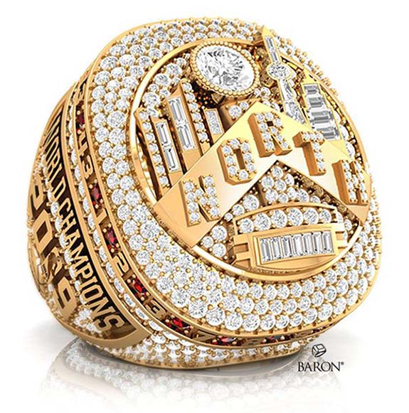 Emblazoned With 650 Diamonds Raptors Nba Championship Rings Are The Largest Ever Royal Fine Jewelers